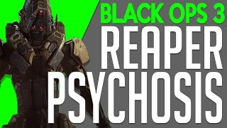 BO3 PSYCHOSIS TRICKERY! (Black Ops 3 Reaper Psychosis Review Multiplayer Gameplay Specialist)