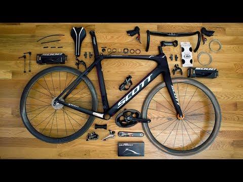 Dream Build Road Bike: Scott Foil