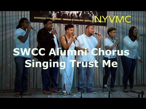 Acappella Artist/SWCC Alumni /TRUST HIM #GoNYVMC, #LiveNYVMC