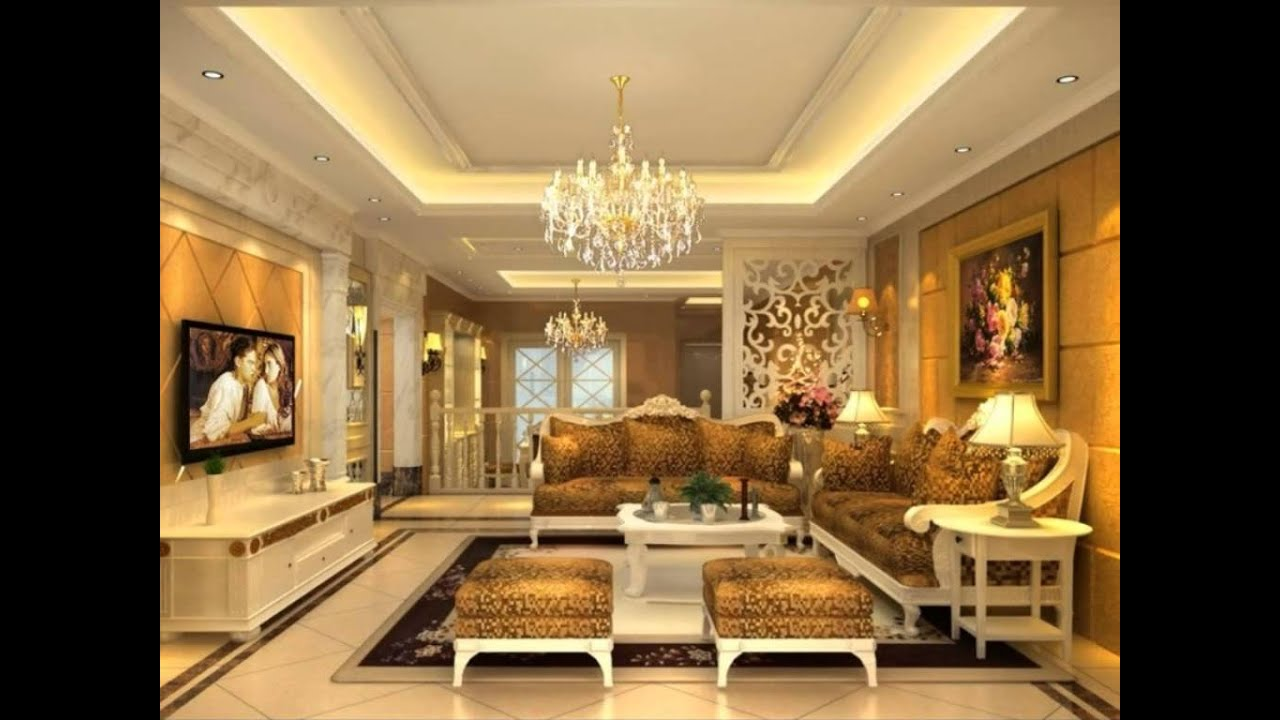 Best Design Of French Home Interior Decoration!! Classic ...