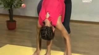 Йога с Кариной Харчинской. Занятие 39