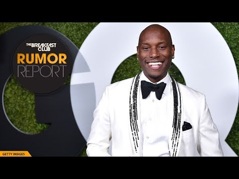 DC - Tyrese Gibson Hates On Dwayne 'The Rock' Johnson Film Hobbs and Shaw