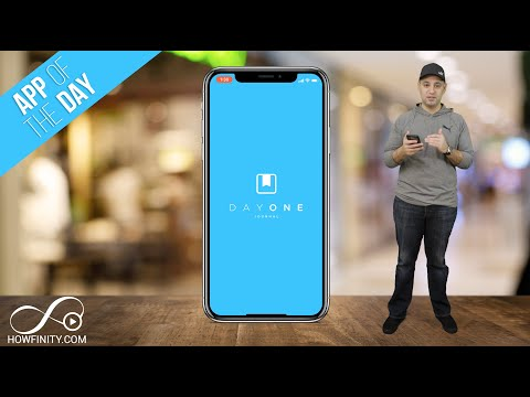 How To Use Day One Journal -  Simple To Use Journal App