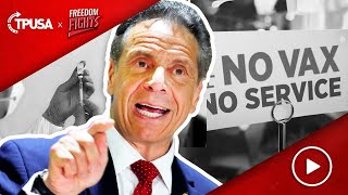 """Gov. Cuomo Requests Private Business to Implement """"Vaccination Only"""" Policy"""