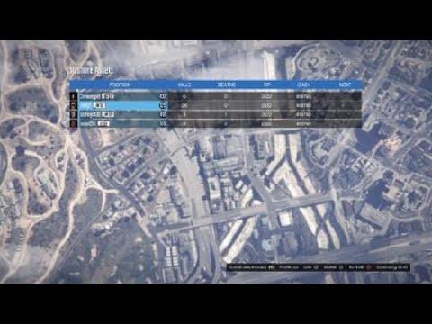 Gta Online - Ps4 - Bunker - Mission - Offshore Assets