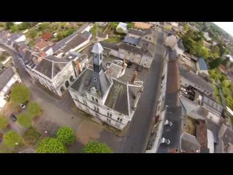 Fly over Mayet - Ar.Drone 2.0 (GoPro) HD
