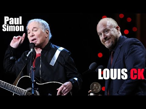 Louis CK meeting Paul Simon