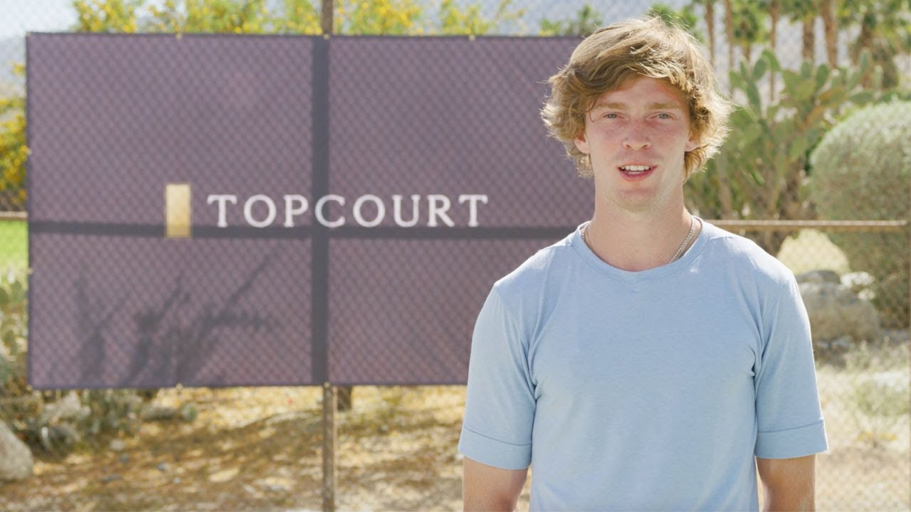 TopCourt: Rublev Forehand Secrets Revealed!