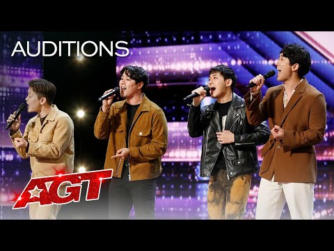 """Korean Soul Sings an AMAZING Cover of """"All My Life"""" - America's Got Talent 2021"""