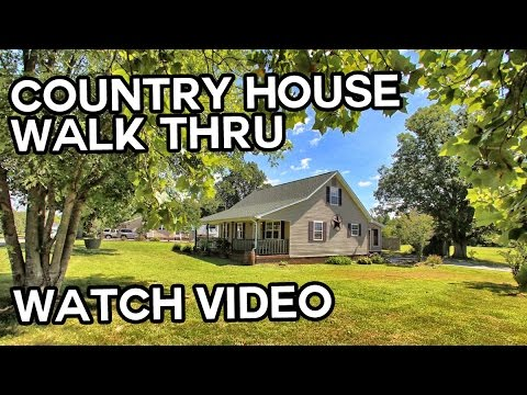 Own this house for less than $600/mo - Danville Kentucky Country House
