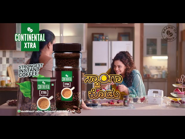 Continental XTRA NEW TVC ad (Kannada)