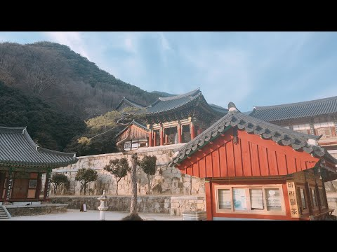 South Korea Vlog #2: Trip to Namwon (The City of Love) and Hwaeomsa Temple   SIMPLYMAGGIEX ❤️