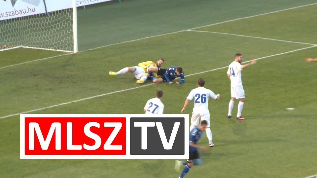 ZTE FC - Szeged 2011-Grosics Akad.|1-1 (0-1) | Merkantil Bank Liga NB II.| 16. forduló |