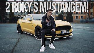 Proč prodávám Mustanga?