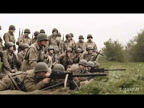 Random Movie Pick - Band of Brothers Trailer YouTube Trailer