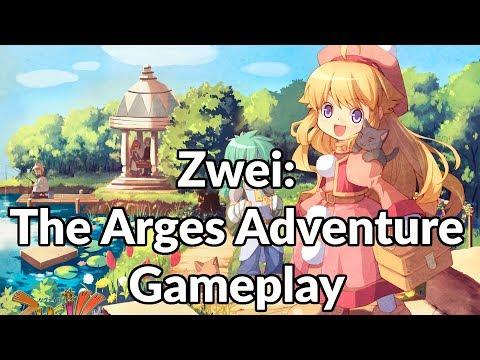 Zwei: The Arges Adventure Gameplay