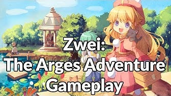 Zwei: The Arges Adventure Gameplay