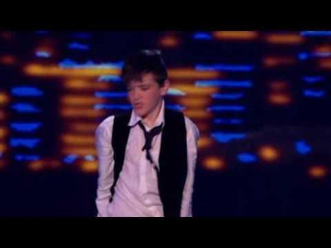 Britain's Got Talent 2008 GRAND FINAL: George Sampson HQ