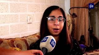 طالبة فلسطينية تتحدى إعاقتها بالتفوق في امتحان الثانوية العامة - (9-7-2018)