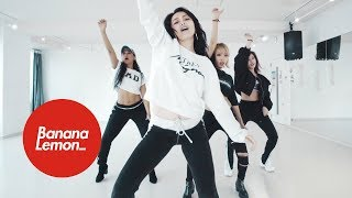 BananaLemon - ' GIRLS GONE WILD ' DANCE PRACTICE VIDEO