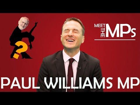 E7: Paul Williams MP - #MeetTheMPs