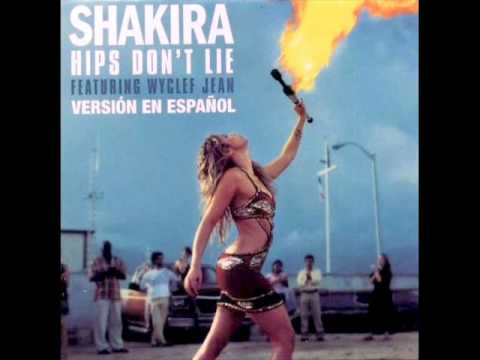 Shakira - Hips Don't Lie (Spanish Version) (single)