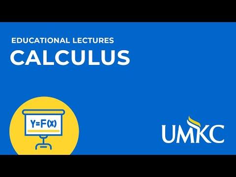 Calculus I - Lecture 05-06