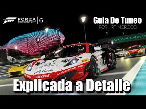 Forza Motorsport 6 - Tutorial De Tuneos