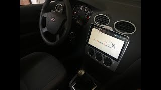 "Ford Focus 10"" Android multimedia"