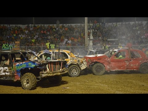 Monroe County Fair Demo 2015