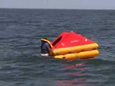 Revere Offshore Elite Liferafts
