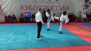 Кубок России  2019 ветераны абсолют. Чумаков Константин