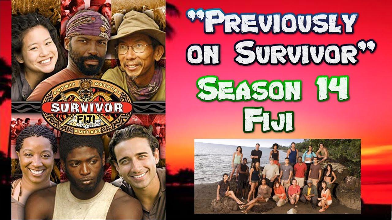 """Download """"Previously on Survivor"""" - Season 14 - Survivor: Fiji (Part 1 of 2)"""