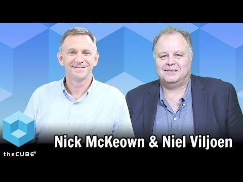 Niel Viljoen, Netronome & Nick McKeown, Barefoot Networks   Mobile World Congress 2017