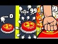 IS THIS THE MOST DANGEROUS BUTTON EVOLUTION? (9999+ CLICKS CURSOR LEVEL) L Press The Button