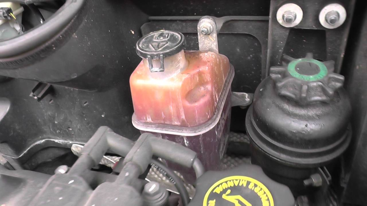 engine coolant location mini one cooper s convertible r50 r52 r53 youtube [ 1280 x 720 Pixel ]