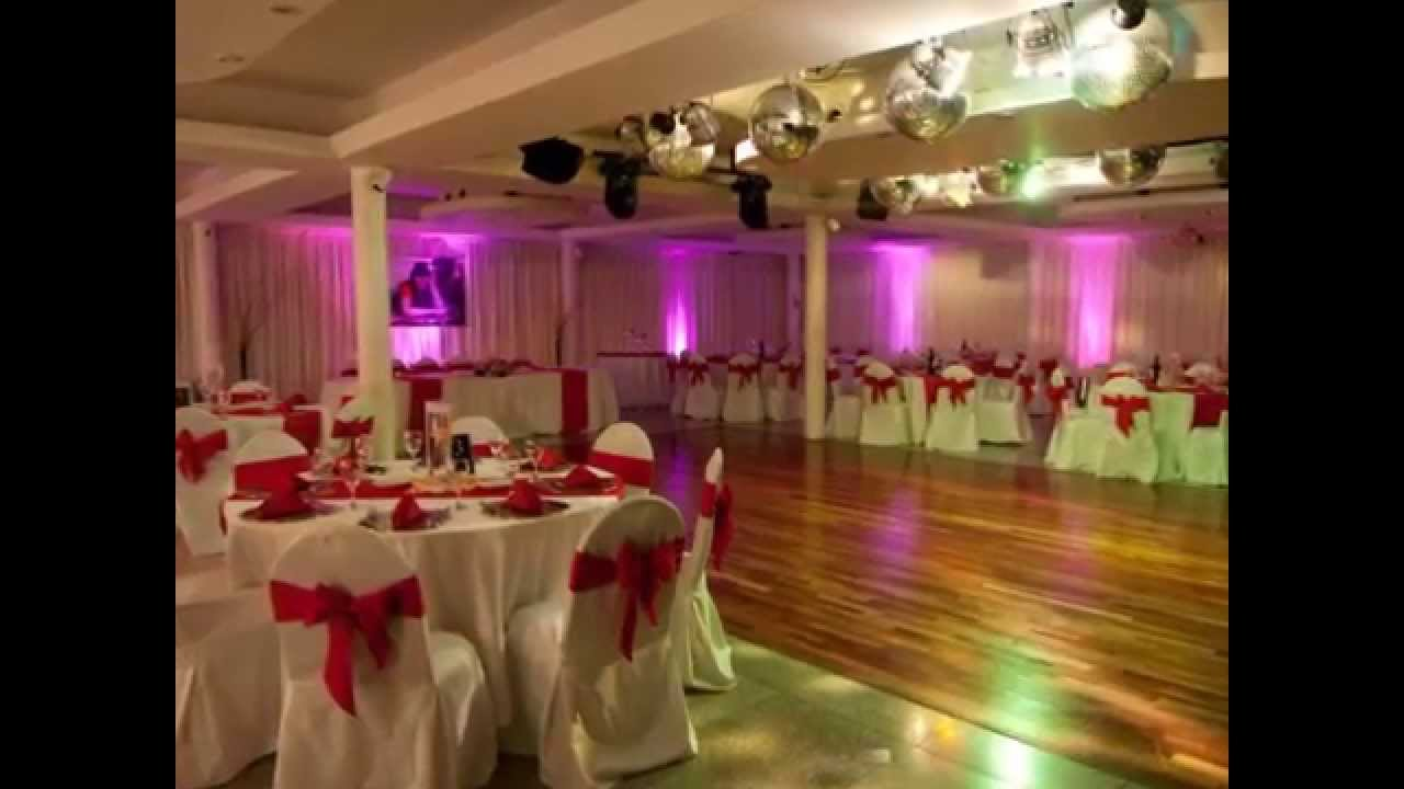 Salones para fiestas de 15 a os zona norte youtube for Arreglos de salon para quince anos