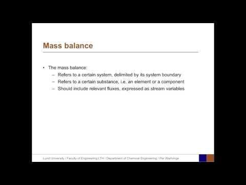 04 – Basic Process Calculation Methodology