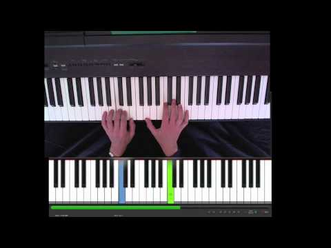 La Mer, Charles Trenet, piano