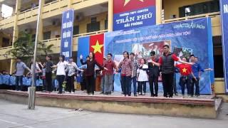 Flash Mob NƠI TÔI THUỘC VỀ   - 12 Toán