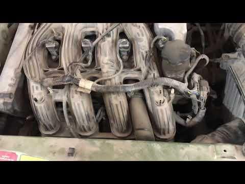Проверка Регулятора давления топлива РДТ калина