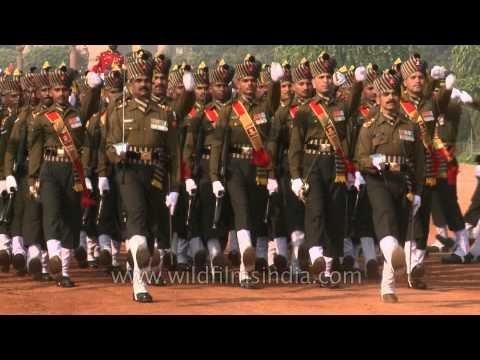 Witness the Changing of Guard at Rashtrapati Bhavan
