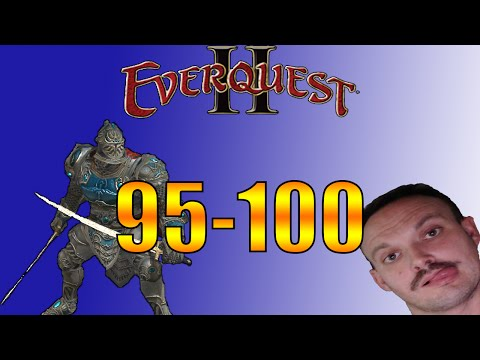 EverQuest 2: Level 95 -100 What To Do! Lv.95 Berzerker Gameplay