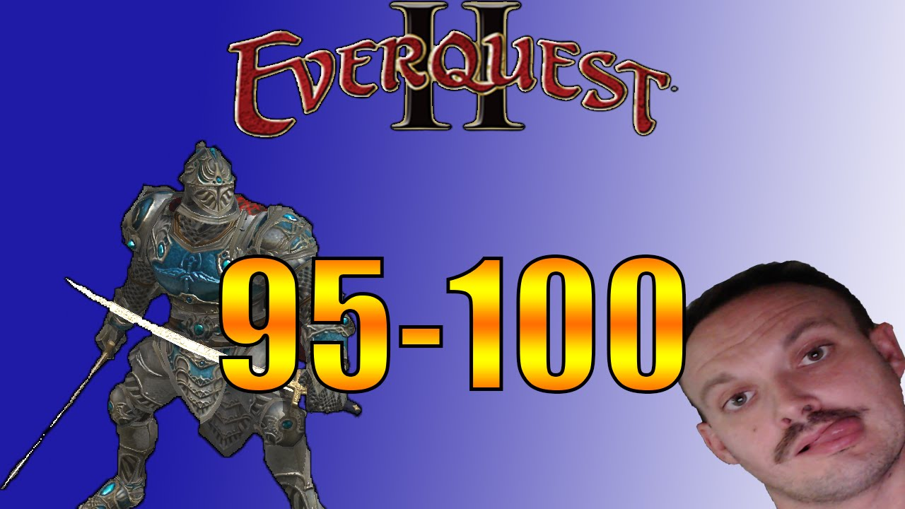 EverQuest 2: Level 95 -100 What To Do! Lv 95 Berzerker Gameplay