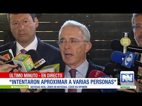 Uribe dice que Monsalve fue quien buscó a integrantes del Centro Democrático para retractarse