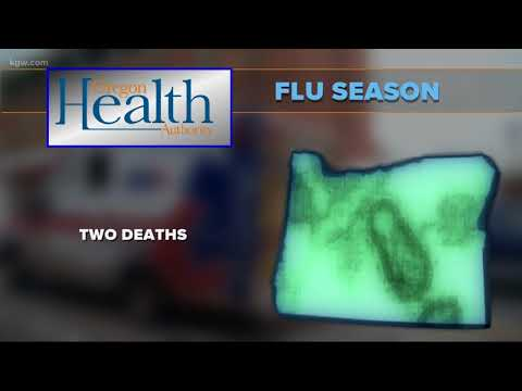 Flu claims lives of two Oregon children
