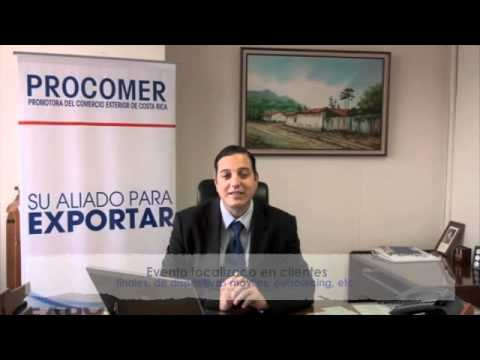 Invitación de PROCOMER al Costa Rica Technology Insight