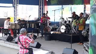 Jazz Festival Yosvany Terry Live at The Wharf