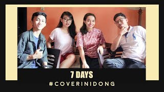 7 Days - Rendy Pandugo (cover) // #WeSing7Days