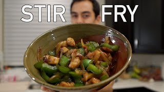 Stir Fry Sauce Recipe (How to Make Stir Fry) - BenjiManTV